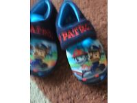 Pawpatrol slippers