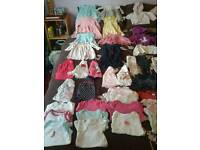 0-3 months baby girls clothes bundle 1