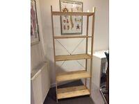 Ikea wooden shelves £5