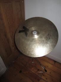 Zildjian Custom K Fast Crash Cymbal