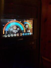 HIGH END 8 CORE CUSTOM GAMING PC 8GB RAM RADEON R9 380 STRIX