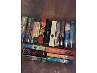 Sci-fi & Fantasy Books
