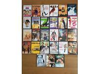 DVD bundle for sale - 27 titles!