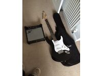 !!Electric guitar excellent condition!!