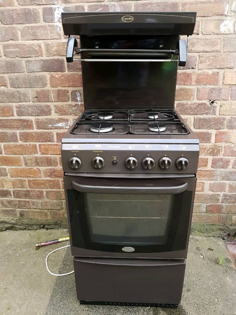 Cannon gas cooker good working order