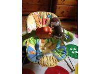 Fisher price musical bouncer