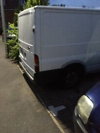 Ford transit mot failure ,, quick sale or possible breaking