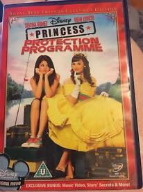 Princess Protection Programme DVD