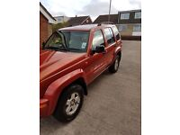 Cherokee Jeep 3.7L V6 automatic