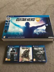 PS4 Games (Prices in description)