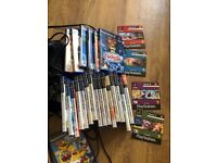 Play Station 2 with 3 Controllers and 27 Games with 4 Demos Games and 5 Memory Cards - Make Offer