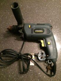 NUTOOL HP500-2 HANDY POWER DRILL 500W