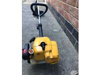 McCullouch petrol strimmer