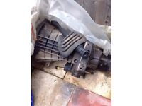 Fort transit mk6 5 speed gear box