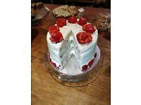 Homemade Cakes created how you like.