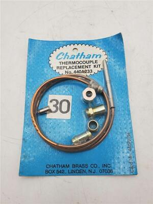 Chatham 30 Thermocouple Replacement Kit 440a233