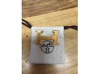 Mens designer belt. Brand new in gift box