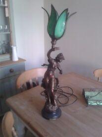 Lamp - Art deco style