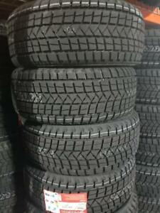 4 winter tires firemax OR KAPSEN AW33    225/65r17   NEW!!  LAST UNITS AVAILABLE!
