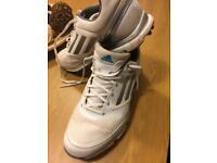 Men's Adidas Adizero golf shoes size 9