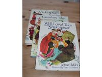 CLASSIC STORIES FOR CHILDREN - Canterbury Tales and Shakespeare