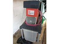 PSS2500 watt shredder, large capacity collection box