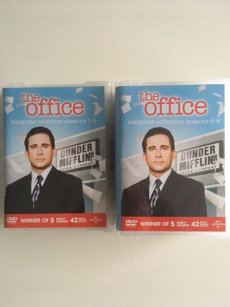 The Office An American Workplace Seasons 1 9 Dvd