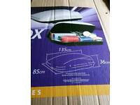 For Sale - 320lt Roof Box - £45 Ideal for Summer Holidays