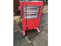 2 Infrared Garden Patio Heaters