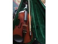 Violin 4/4 Kapok hardly used