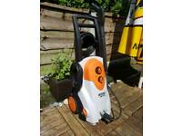 stihl re162 high pressure washer very powerful in perfect working order and excellent condition