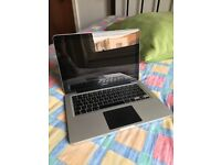 Macbook Pro 'Core 2 Duo' 2.26 13'' 8gb 256 SSD Mid 2009 - A1278
