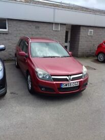 Vauxhall ASTRA Estate AUTOMATIC - 1.8 Petrol, MINT condition, Low mileage. Moted, Taxed