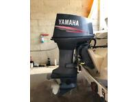 Yamaha 70HP outboard boat engine - complete package 100% perfect