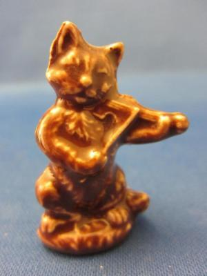 Wade Hey Diddle Didle Cat with the Fiddle from the Fairytale Friends Collection