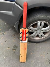 Gray Nicholls cricket bat
