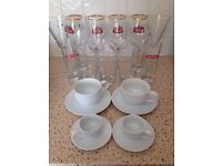Selection of Cups and Glasses