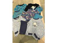 Selection of boys pj's, size 1.5-2 years Good condition