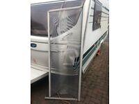 Caravan door fly screen (Swift Challenger & loads more)