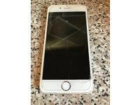 iPhone 6 - gold - 16gb - for spares/repair