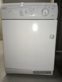 Hotpoint Ultima Condenser Tumble Dryer