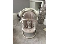 Mamas and papas starlite swing*only 10 weeks old