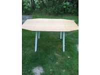 Ikea dining table (extendable)