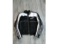 Alpinestars Mesh Motorbike Jacket (Size M)
