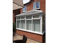 Used UPVC conservatory for sale - excellent condition