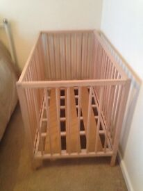 120x60 cm cot for sale