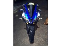 Yzf r125 abs 2015 mebe swaps