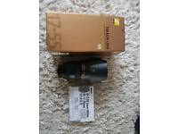 Nikon 17-55 2.8 Lens boxed