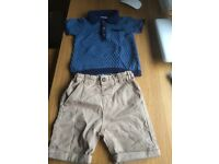 baby boys clothes 12-18 months