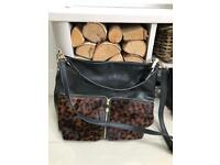 Marks and Spencer Autograph leather bag
